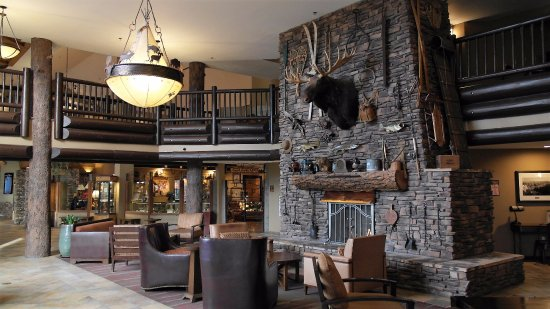 Lobby Picture Of The Grand Hotel At The Grand Canyon Tusayan Tripadvisor