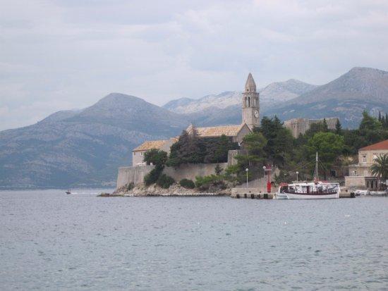 Lopud, Croatie : lapud