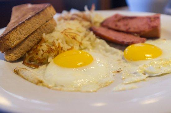 Waupaca, WI: Tasty Breakfast
