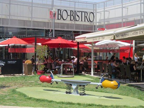 Bo Bistro : les jeux d'enfants