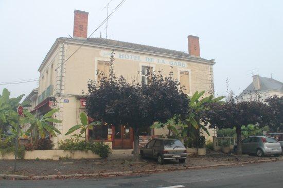 Hotel Cafe De La Gare