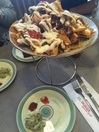 El Guaca Mexican Grill