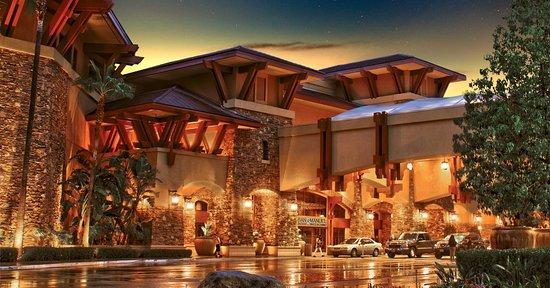 Highland, Kalifornien: San Manuel Casino