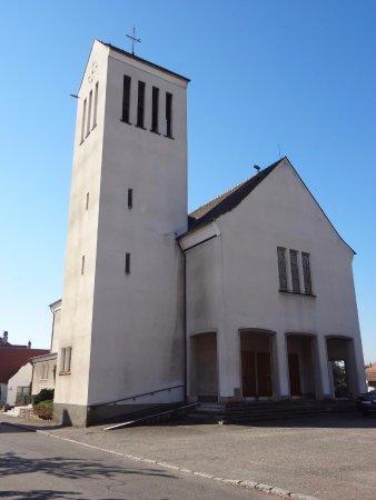 Ostheim - Eglise Saint-Nicolas (nef centrale)