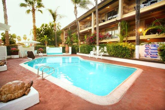 Hotel Pepper Tree: Enjoy our heated pool! www.hotel-peppertree.com