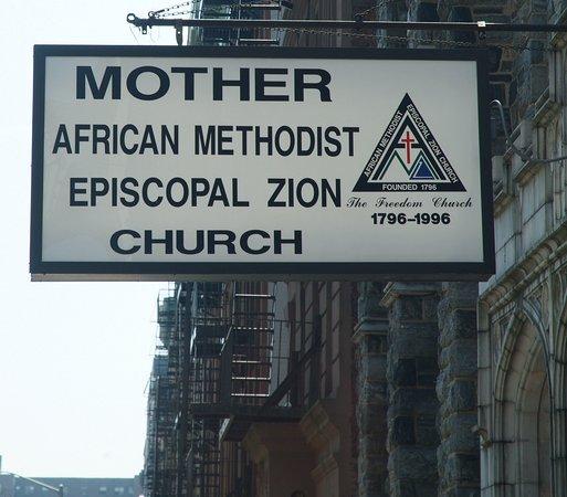 Mother African Methodist Episcopal Zion Church: Autentica