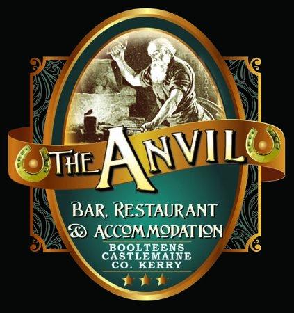 The Anvil Bar Restaurant : Our Logo