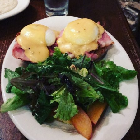 Field to Fork : Eggs Benedict
