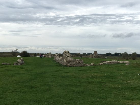Ludham, UK: 2 St Benet's Abbey