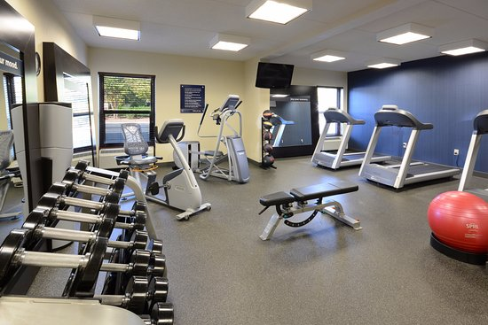 Hampton Inn High Point: Fitness Center