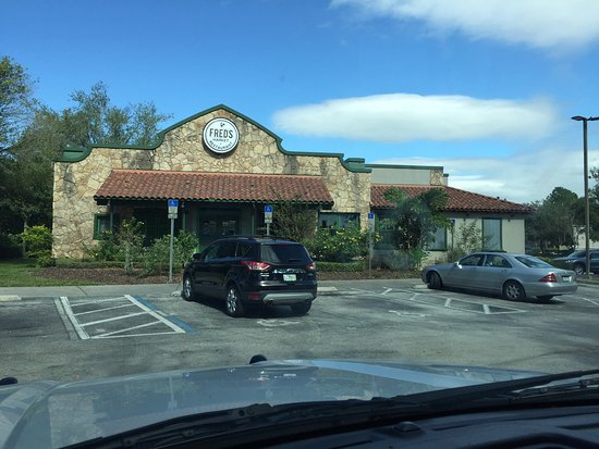 Fred S Restaurant Lake Mary
