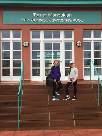 New Cumnock Community Open Air Swimming Pool Scotland Top Tips Before You Go With Photos