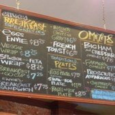 Cafe Envie: Cafe Envie