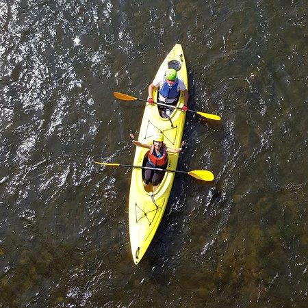 Szczawnica, بولندا: Dunajec River Kayaking