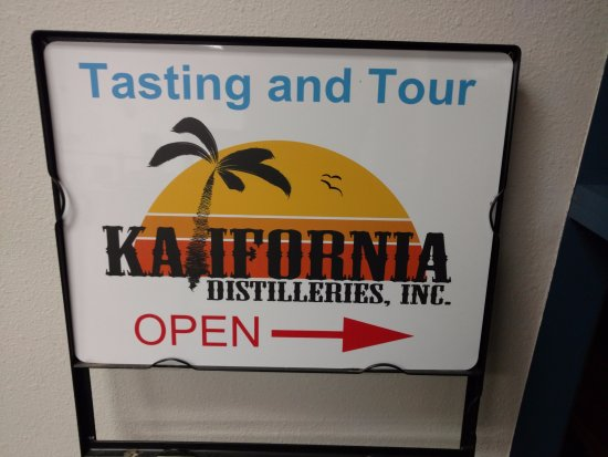 Kalifornia Distilleries