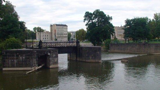 Odra River: Одра-Одер