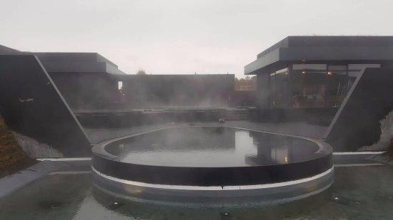 Reykholt, Iceland: Krauma pool
