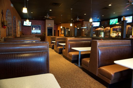 Storrs, CT: Our recently renovated interior is spacious and comfortable.