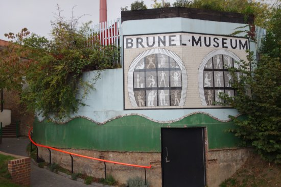 London Walks: Brunel Museum
