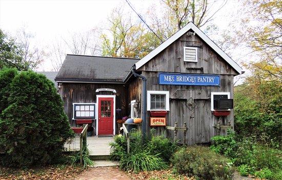 Woodstock, CT: Cute little restaurant