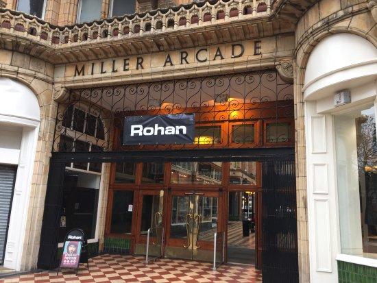 Miller Arcade