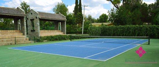 Hotel Rincon del Montero: Rincón Del Montero Cancha de tenis