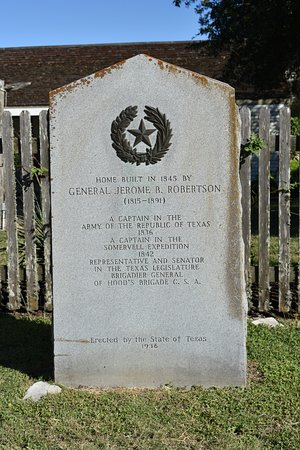 Independence, TX: State Marker