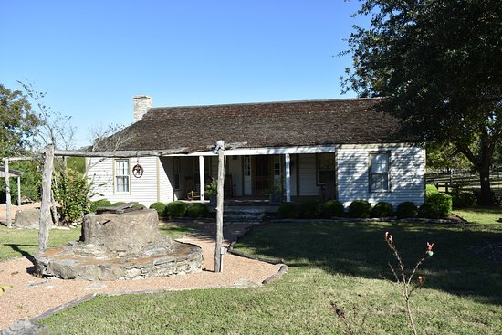 Independence, TX: Historic House