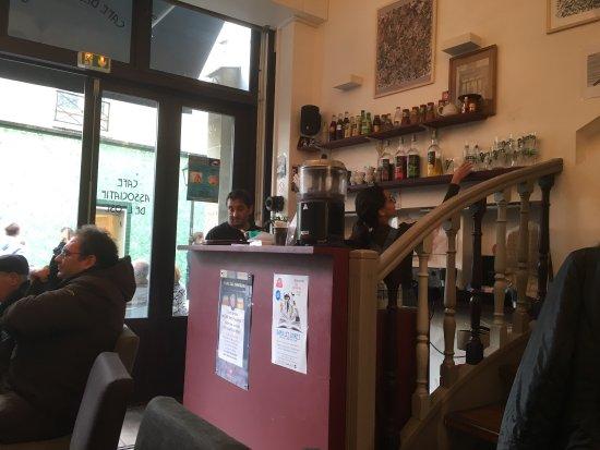 Cafe rencontre paris