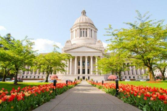 Lacey, WA: Washington State Capitol Dome