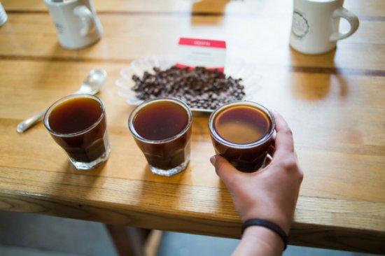 Olympia Coffee Roasters - Photo by Ingrid Barrentine