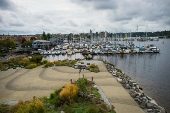 Olympia Waterfront - Photo by Ingrid Barrentine