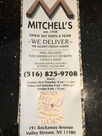Mitchell S Restaurant Valley Stream Ny