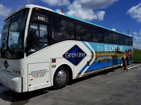 Gray Line Miami Tours