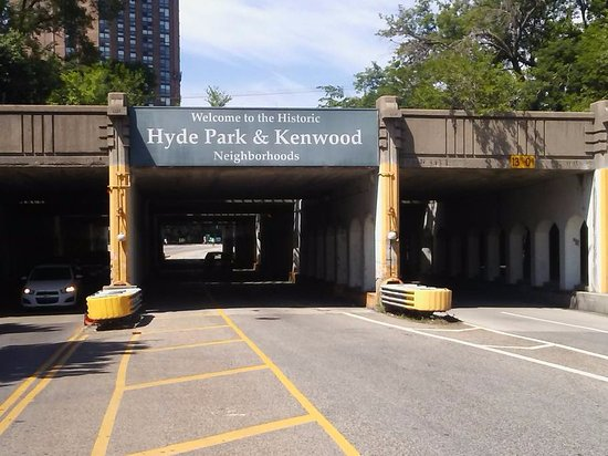 Hyde Park, Илинойс: Welcome to the neighborhood!