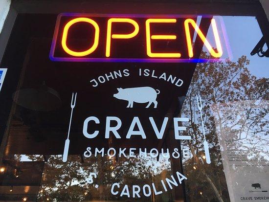 Crave Johns Island Sc