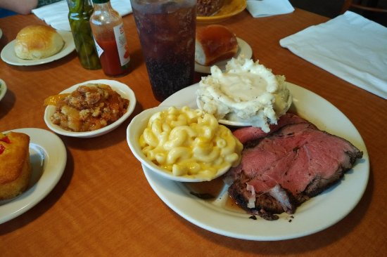 Duncanville, TX: Lubys Cafeteria