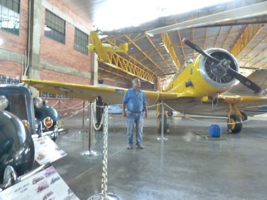 Museo Aéréo Fénix: AT-6 Texan...in voller Größe!
