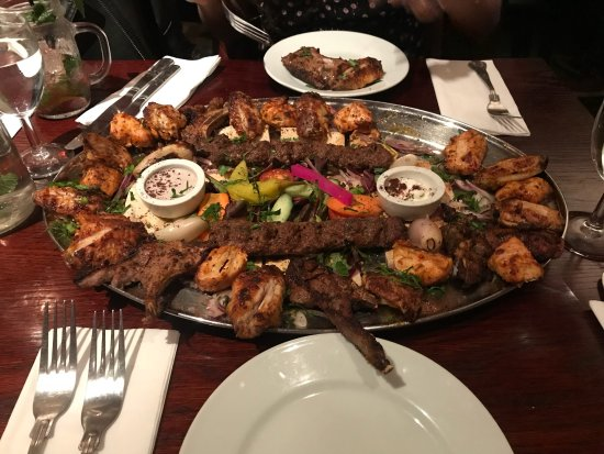 Marrakesh Restaurant Nottingham Reviews