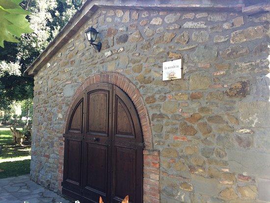 Bilde fra Relais La Corte dei Papi