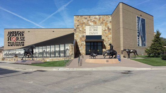 American Quarter Horse Heritage Center & Museum: American Quarter Horse Hall of Fame