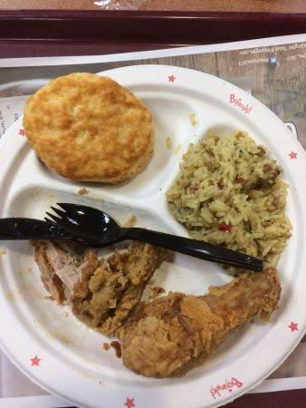 Reidsville, Северная Каролина: Five Dollar Meal