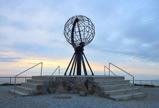 Nordkapp Municipality, Norwegen: Nordkapphallen