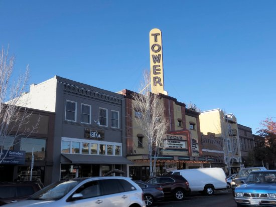Bend, OR: Tower Theater