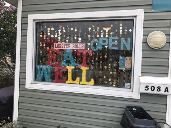 North Cape May, Nueva Jersey: window