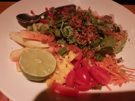 Kaya: Rainbow Salad