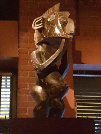Kaya: Unique Statue