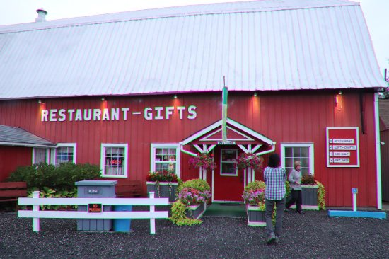 The Red Barn Restaurant - Picture of Red Barn Restaurant