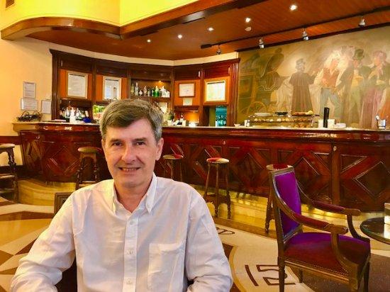 Carlton Hotel : Bar