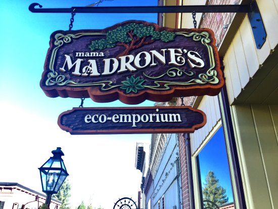 Nevada City, Kalifornien: Madam Madrones